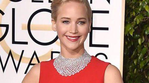 Jennifer Lawrence y su exnovio Nicholas Hoult, pillados juntos en los Globos de Oro 2016