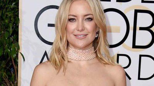 Kate Hudson acaba con los rumores de relación con Nick Jonas en los Globos de Oro 2016