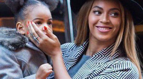 Beyoncé celebra el cuarto cumpleaños de su hija Blue Ivy entre rumores de embarazo