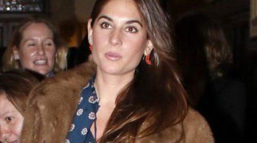 Lourdes Montes, Laura Sánchez, Goria Camila y Laura Vecino, fans de la moda flamenca en Sevilla