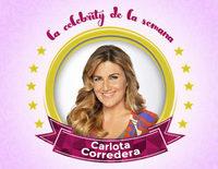 Carlota Corredera, la celebrity de la semana por su oda a la curva y la belleza natural