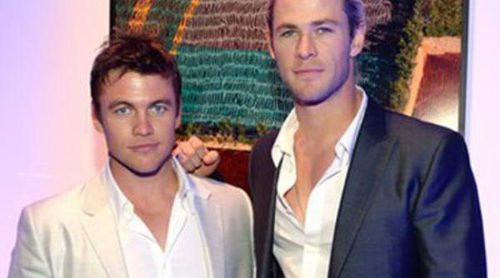 Luke Hemsworth, un hermano mayor orgulloso de los músculos de Chris Hemsworth
