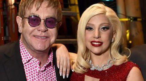 Elton John colaborará en lo nuevo de Lady Gaga tras decir que su anterior álbum 'Artpop' fue una basura