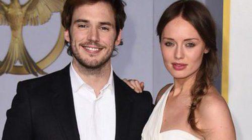 Sam Claflin y Laura Haddock ya son padres de su primer hijo