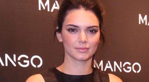 Kendall Jenner conquista con Mango a todo Barcelona y a Andrés Velencoso