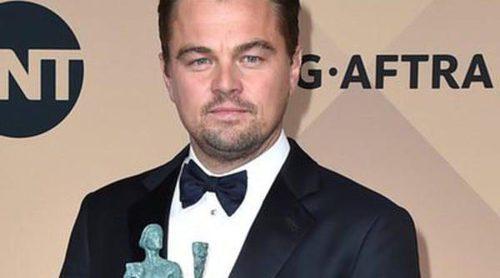 Lista de ganadores de los SAG 2016: Leonardo DiCaprio, Alicia Vikander y Viola Davis triunfan en los Premios del Sindicato de Actores