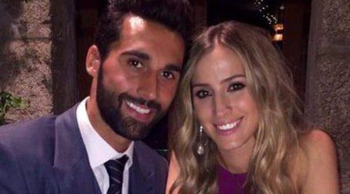 Álvaro Arbeloa y Carlota Ruiz se convierten en padres por tercera vez con el nacimiento de Vega