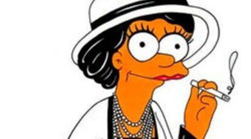 Coco Chanel, Marc Jacobs o Donatella Versace, nuevos personajes de 'Los Simpson'