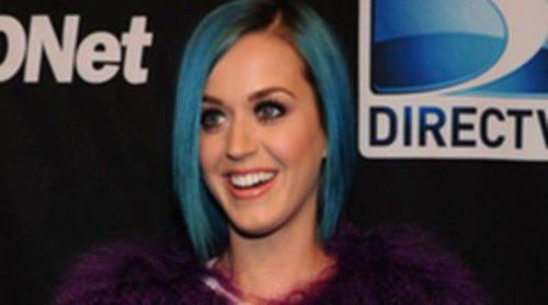 Katy Perry bromea con Tim Tebow en los festejos de la Super Bowl 2012