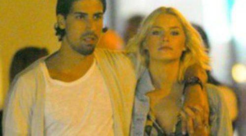Sami Khedira y su novia Lena Gercke se desnudan para la edición alemana de la revista GQ