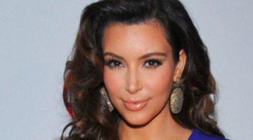 Kim Kardashian, Britney Spears y Adam Lambert asisten a la fiesta pre Grammy 2012
