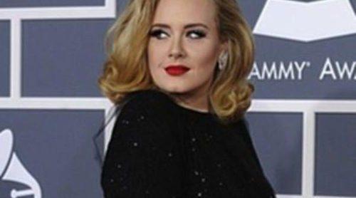 Adele, la gran triunfadora de unos Grammy 2012 marcados por la muerte de Whitney Houston