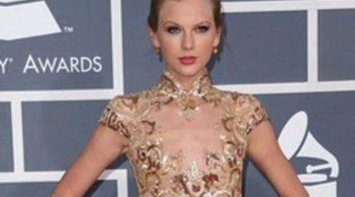 Taylor Swift, Nicki Minaj, Paris Hilton y Katy Perry protagonizan la alfombra roja de los Grammy 2012