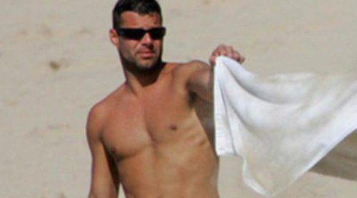 Ricky Martin desmiente su boda con Carlos González: