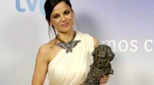 José Coronado, Elena Anaya y 'No habrá paz para los malvados' triunfan en los Goya 2012
