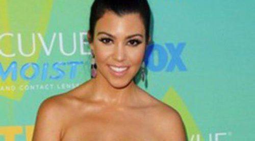 Kourtney Kardashian desvela que el bebé que espera para primavera será niña