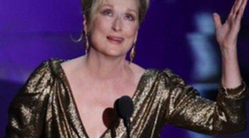 'The Artist', 'La invención de Hugo', Meryl Streep y Jean Dujardin, triunfadores de los Oscars 2012