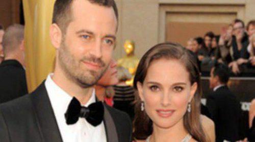 ¿Se ha casado en secreto Natalie Portman con su prometido Benjamin Millepied?