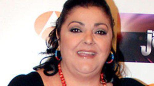 Charo Reina, muy preocupada tras detectarse un bulto en un pecho que puede ser un tumor