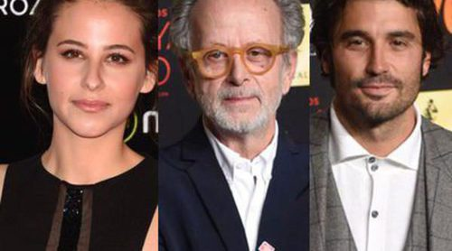 Irene Escolar, Fernando Colomo y Álex García: ¿La revelación de los Premios Goya 2016?