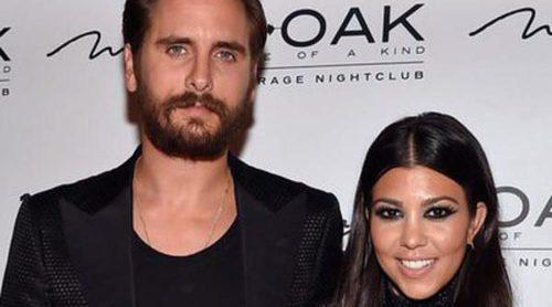 Kourtney Kardashian y Scott Disick, muy unidos, de tiendas junto a Kris Jenner
