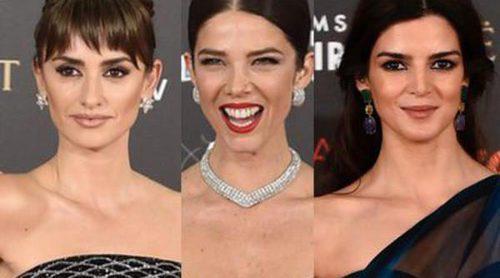 Penélope Cruz, Juana Acosta y Clara Lago deslumbran en la alfombra roja de los Premios Goya 2016