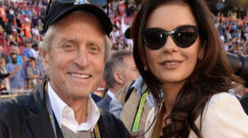 Alessandra Ambrosio, Catherine Zeta-Jones, Michael Douglas, David Beckham,... las celebs de la Super Bowl 2016