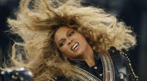 Blue Ivy, Jay Z, Gwyneth Paltrow y sus hijos Moses y Apple, los mejores apoyos de Beyoncé y Chris Martin en la Super Bowl 2016