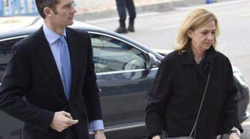Pepote Ballester y Miguel Tejeiro eclipsan a la Infanta Cristina e Iñaki Urdangarín en la segunda sesión del juicio por el Caso Nóos