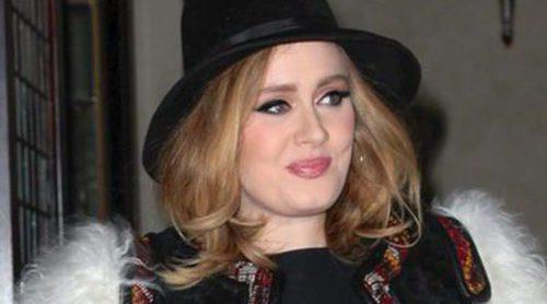 Adele, nombrada Artista del Año 2015 por encima de Taylor Swift y Justin Bieber
