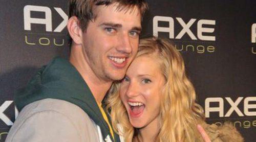 Heather Morris y Taylor Hubbell se convierten en padres por segunda vez con el nacimiento de su hijo Owen Bartlett