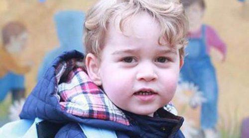 La indiscreción de un pariente lejano revela que el Príncipe Jorge es más listo que otros niños de su edad