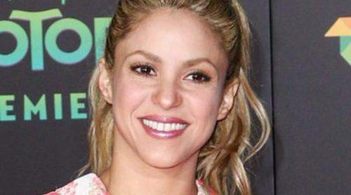 El embarazo de Ginnifer Goodwin eclipsa a Shakira en el estreno de 'Zootrópolis' en Los Angeles