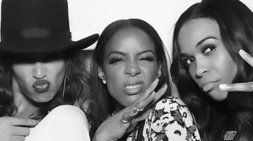 Reunión Destiny's Child: Beyoncé Knowles y Michelle Williams celebran el 35 cumpleaños de Kelly Rowland