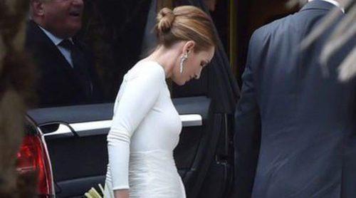El Rey Juan Carlos, invitado estrella de la boda de Beltrán Gómez-Acebo y Andrea Pascual