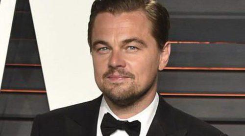 El descuido de Leonardo DiCaprio: se olvidó el Oscar 2016 en una fiesta