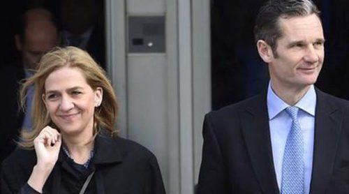 Tratos de favor y descanso en Suiza: así se preparan la Infanta Cristina e Iñaki Urdangarín para su difícil semana en el juicio