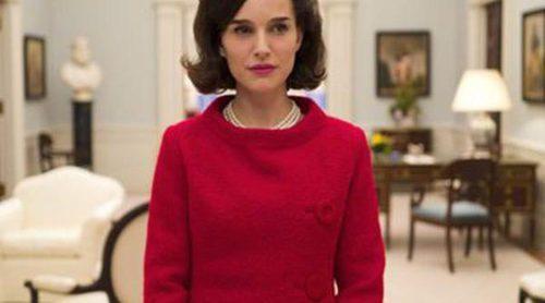 Natalie Portman se mete en la piel de Jacqueline Kennedy en su nueva película 'Jackie'