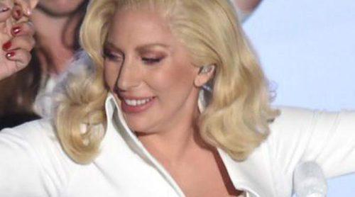 La familia de Lady Gaga descubrió que había sufrido abusos sexuales tras su actuación en los Oscar 2016