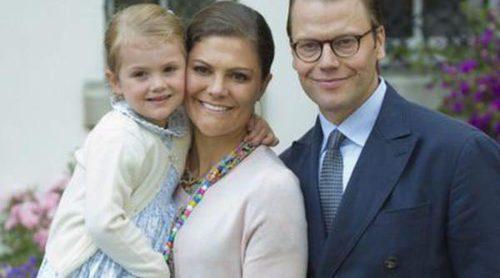 La Casa Real Sueca anuncia el nacimiento y el nombre del segundo hijo de Victoria y Daniel de Suecia