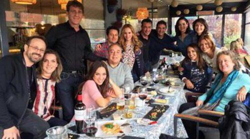 'El Comisario' 6 años después: Paula Echevarría reúne a Tito Valverde, Juanjo Artero y Fernando Andina
