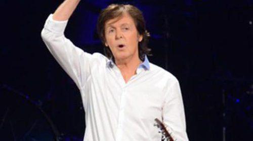 Paul McCartney recuerda con afecto a George Martin :