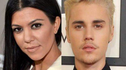 Extraños rumores: Justin Bieber habría dejado embarazada a Kourtney Kardashian