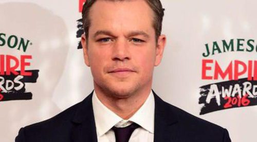 Matt Damon, Alicia Vikander y 'Star Wars' triunfan en los Premios Empire 2016