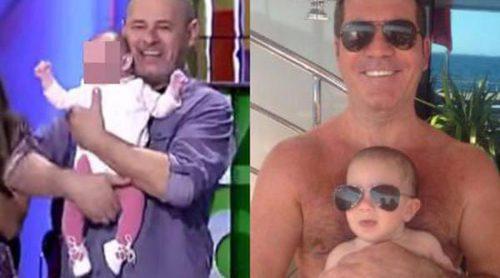 Elton John, Brad Pitt, Miki Nadal, Simon Cowell,...: Padres primerizos pasados los 40