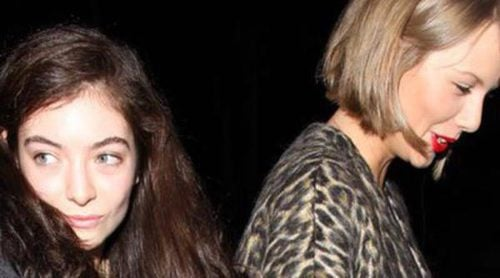 Noche de chicas: Taylor Swift y Lorde salen a cenar juntas por Los Angeles