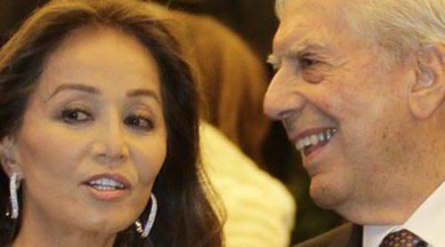 La agridulce fiesta por el 80 cumpleaños de Mario Vargas Llosa: con Isabel Preysler, pero sin su familia