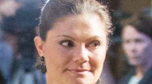 La ONU 'interrumpe' la baja por maternidad de Victoria de Suecia cuatro semanas después de tener al Príncipe Óscar