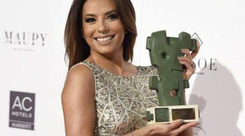 Eva Longoria, Luján Argüelles, Carmen Lomana y Bertín Osborne, estrellas de la Global Gift Gala 2016