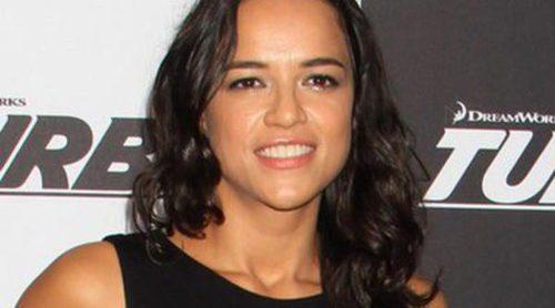 Michelle Rodriguez declara que envidia a Paul Walker por haber muerto antes que ella